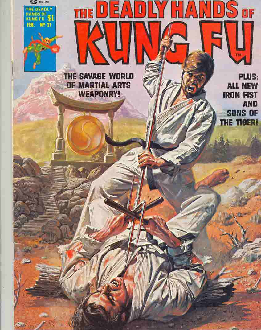 02/76 The Deadly Hands of Kung Fu