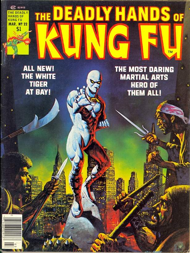03/76 The Deadly Hands of Kung Fu