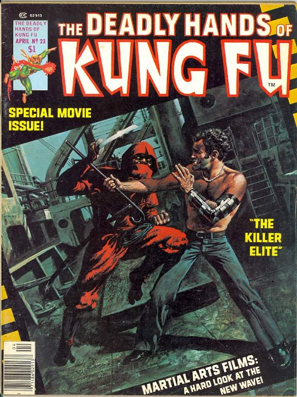 04/76 The Deadly Hands of Kung Fu