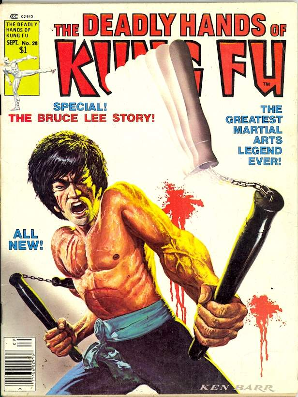 09/76 The Deadly Hands of Kung Fu
