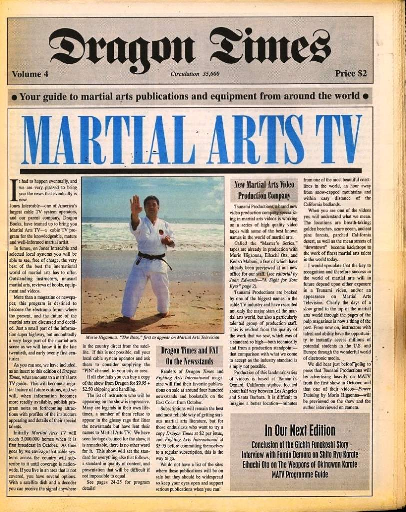Dragon Times Newspaper