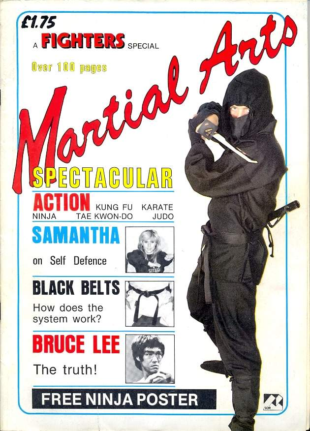 1986 A Fighters Special Martial Arts Spectacular