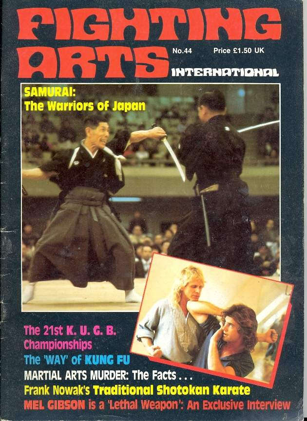1987 Fighting Arts International
