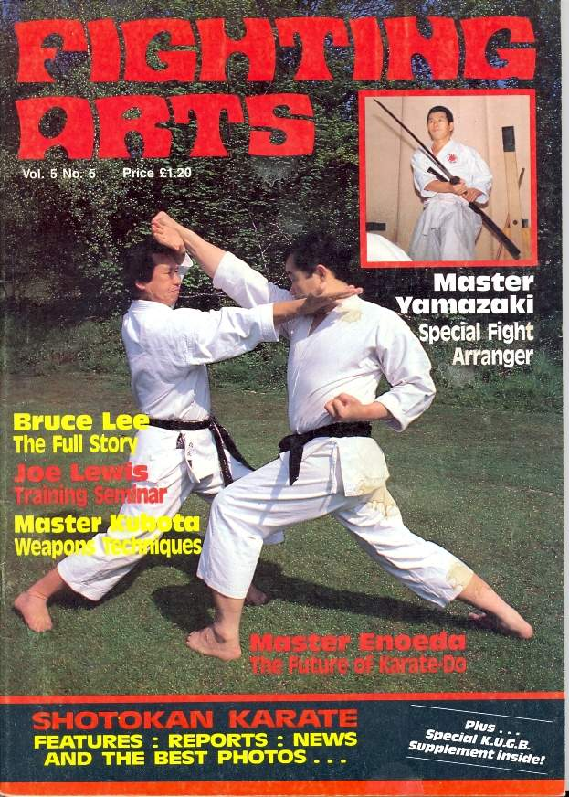 1984 Fighting Arts