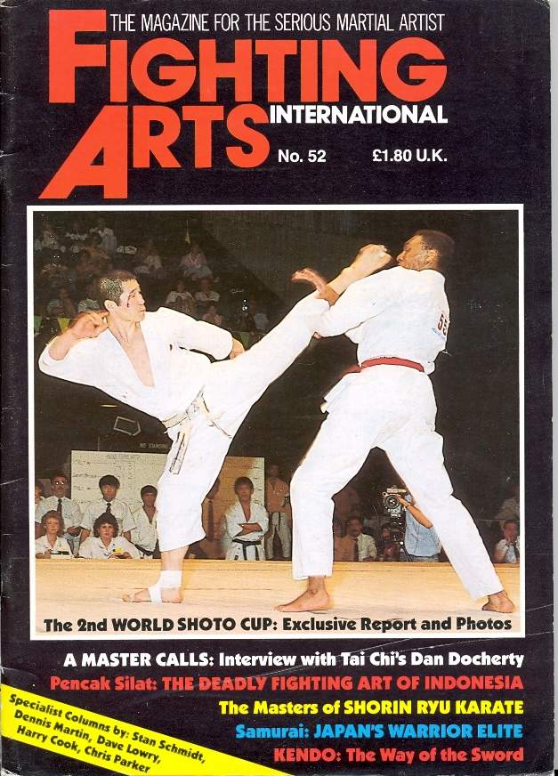 1988 Fighting Arts International