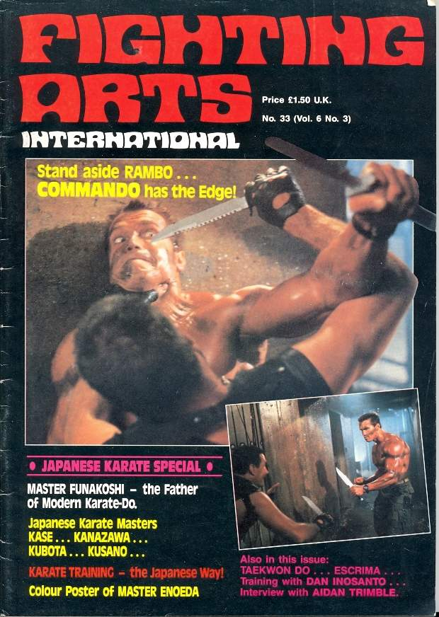 1985 Fighting Arts International