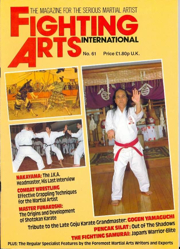 1989 Fighting Arts International