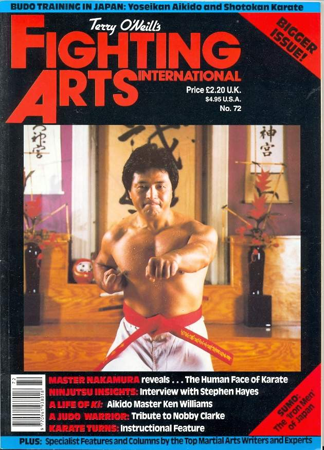 1992 Fighting Arts International