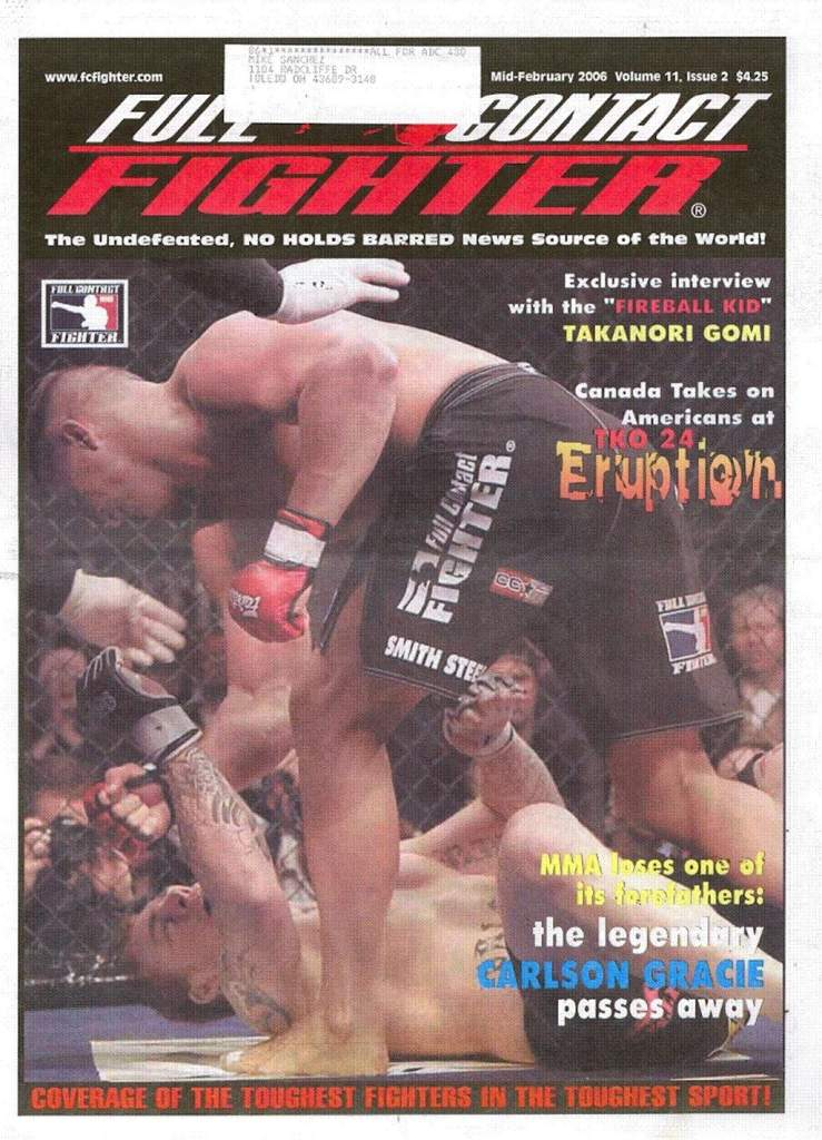 02/06 Full Contact Fighter Newspaper
