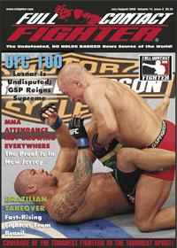 07/09 Full Contact Fighter Newspaper
