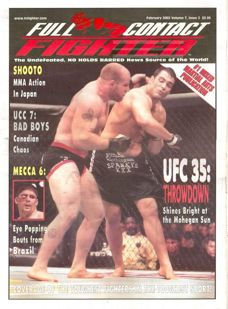 02/02 Full Contact Fighter Newspaper