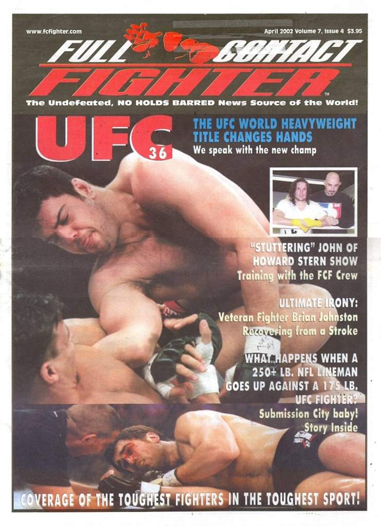 04/02 Full Contact Fighter Newspaper