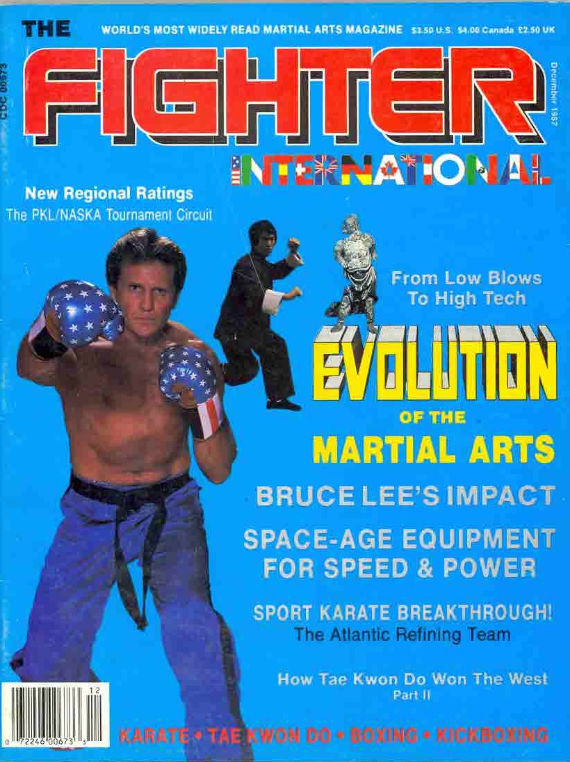 12/87 Fighter International