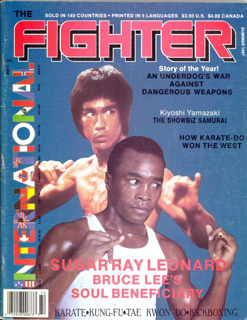 Summer 1987 Fighter International