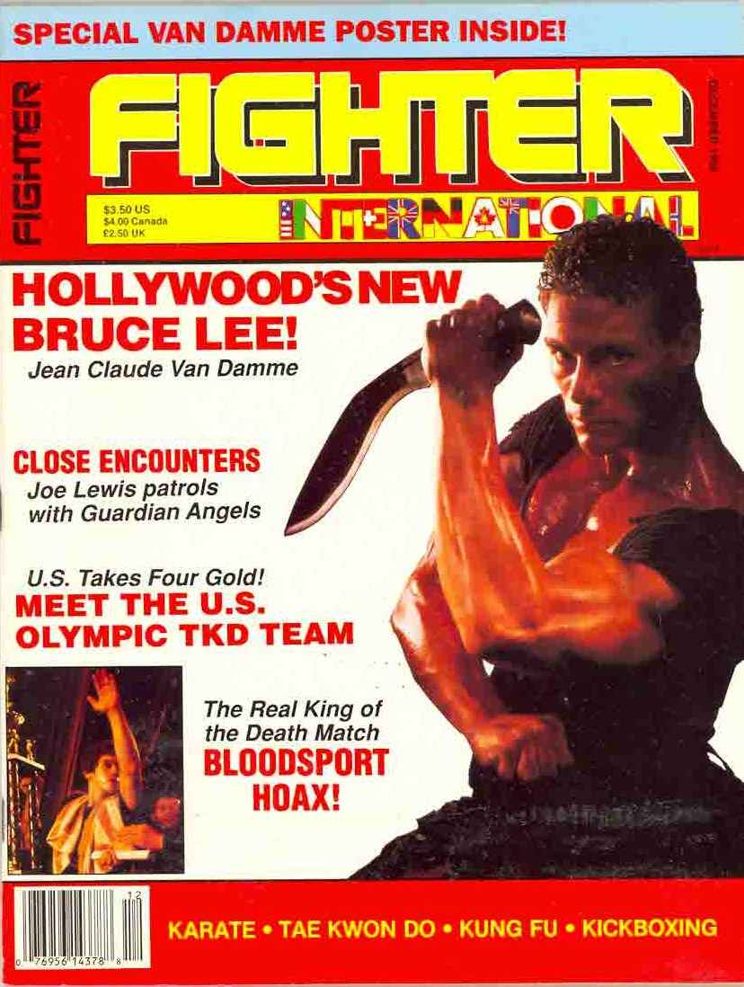 12/88 Fighter International
