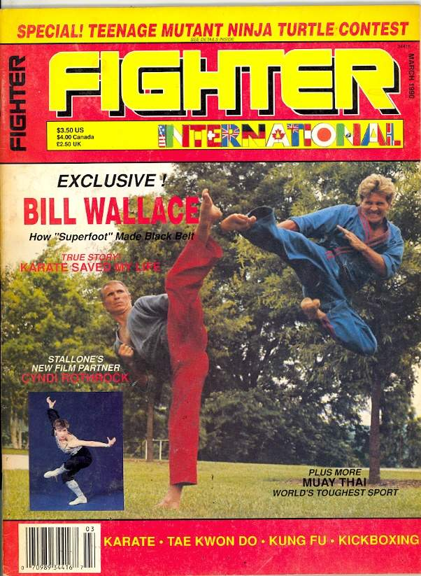 03/90 Fighter International