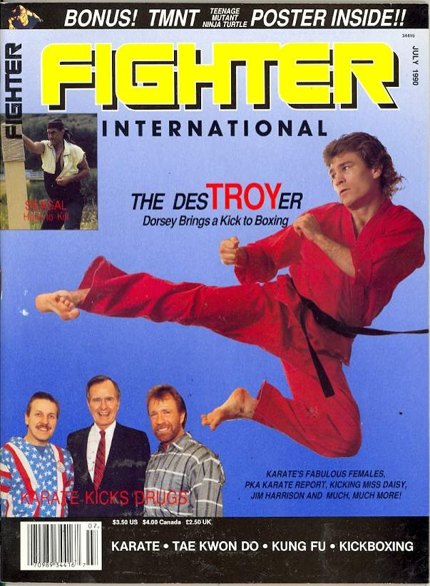 07/90 Fighter International