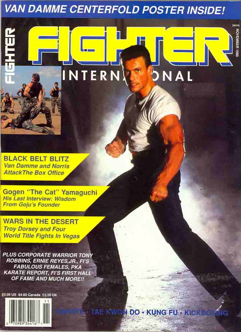 11/90 Fighter International
