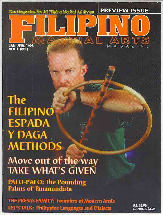 01/98 Filipino Martial Arts