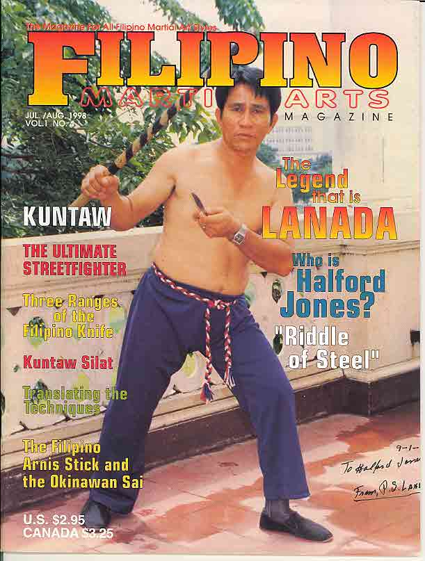 07/98 Filipino Martial Arts