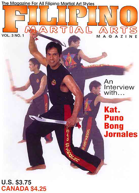 2001 Filipino Martial Arts