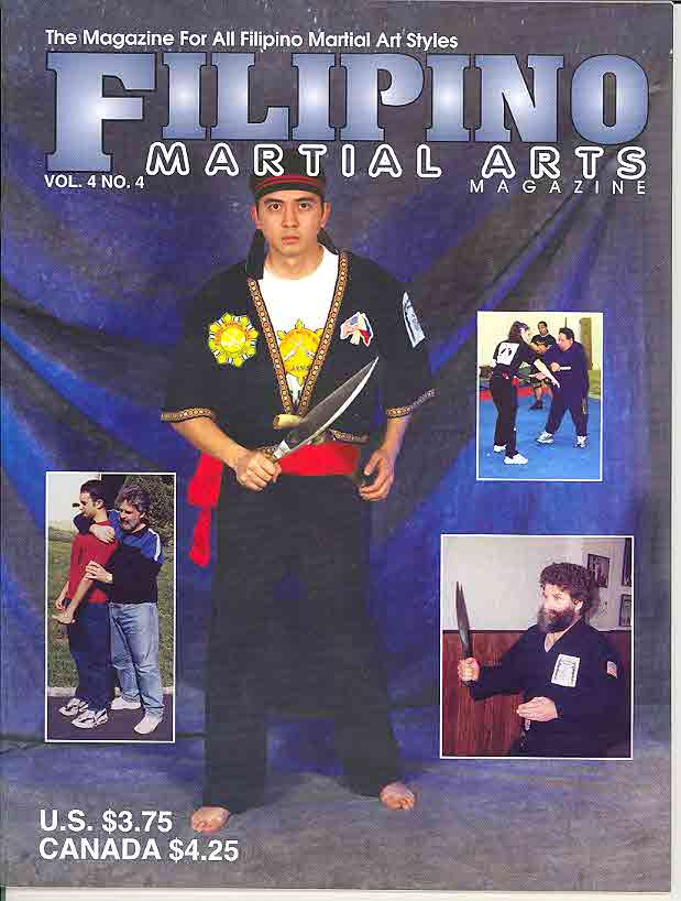 2002 Filipino Martial Arts