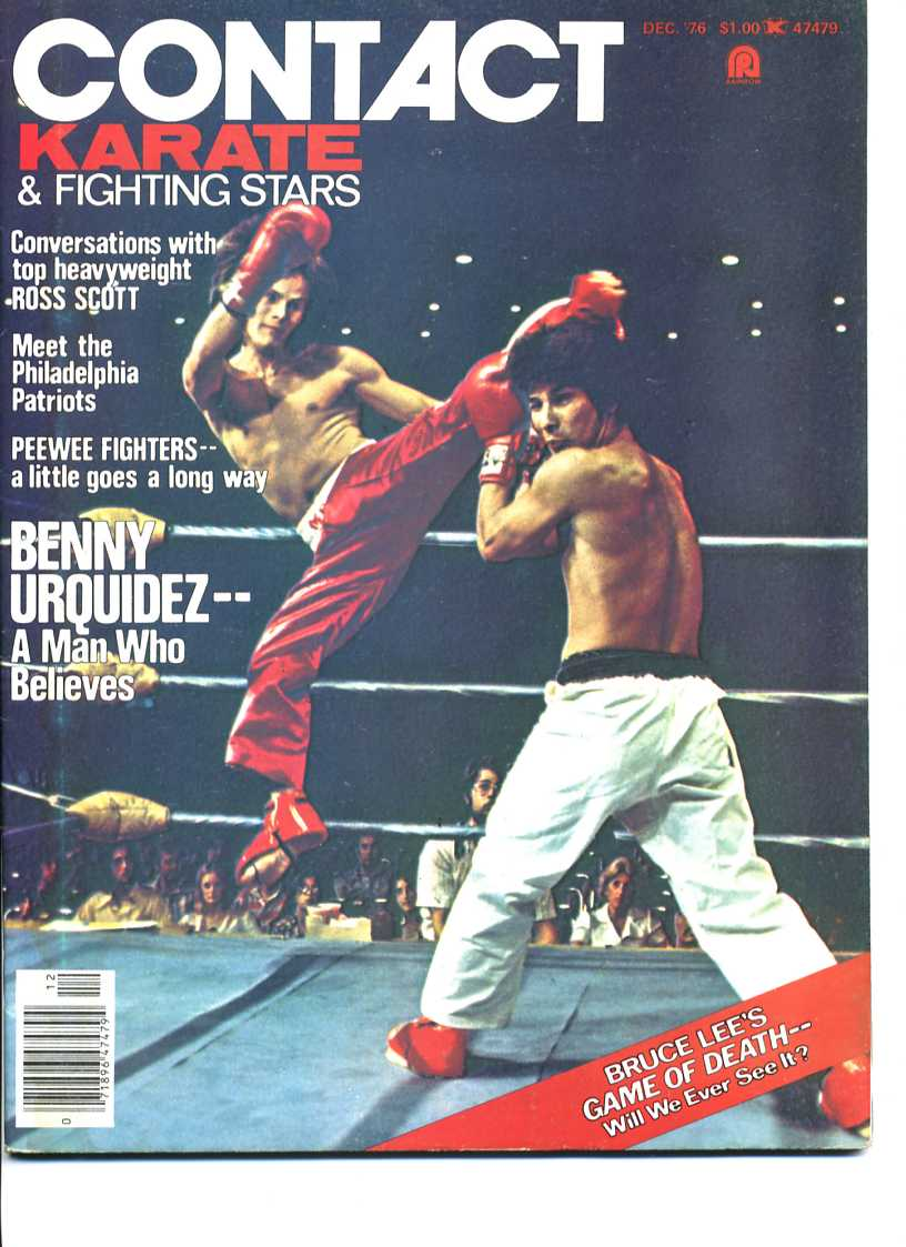 12/76 Contact Karate & Fighting Stars