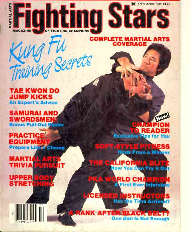 04/85 Fighting Stars
