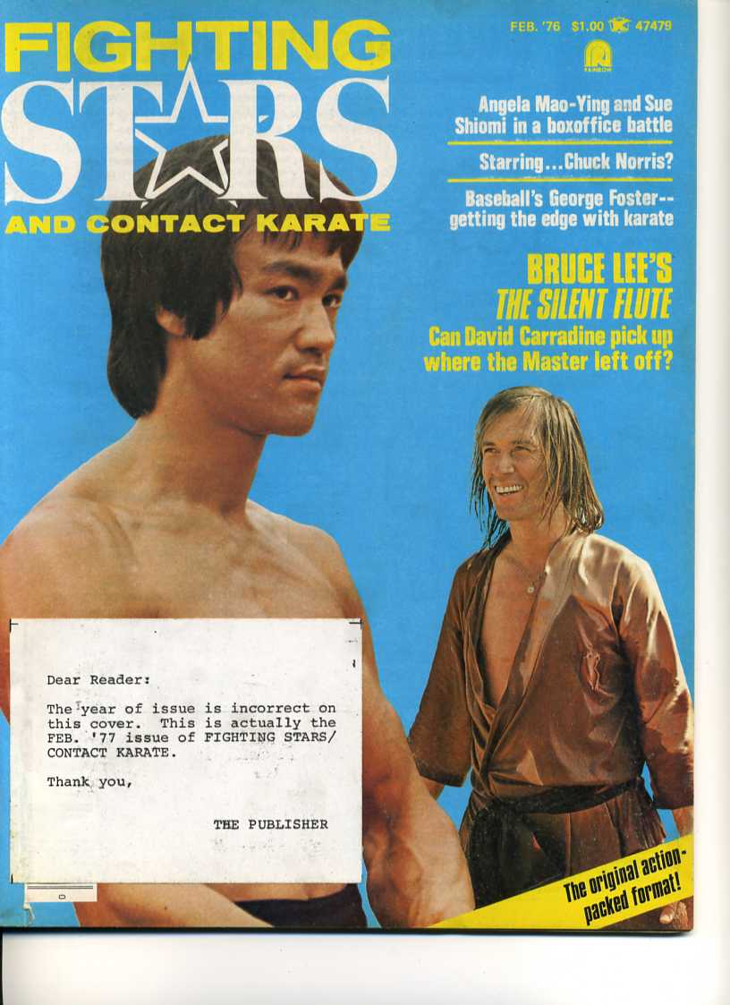 02/76 Fighting Stars & Contact Karate