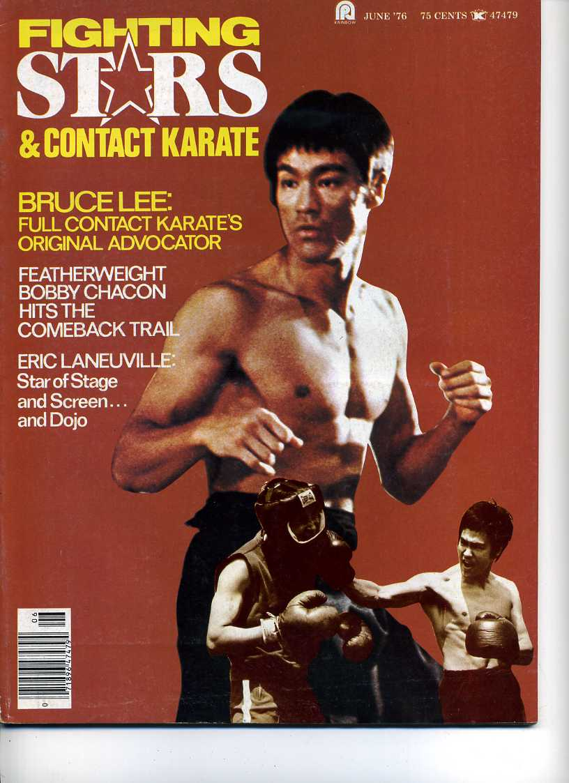 06/76 Fighting Stars & Contact Karate