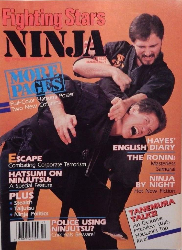 12/86 Fighting Stars Ninja
