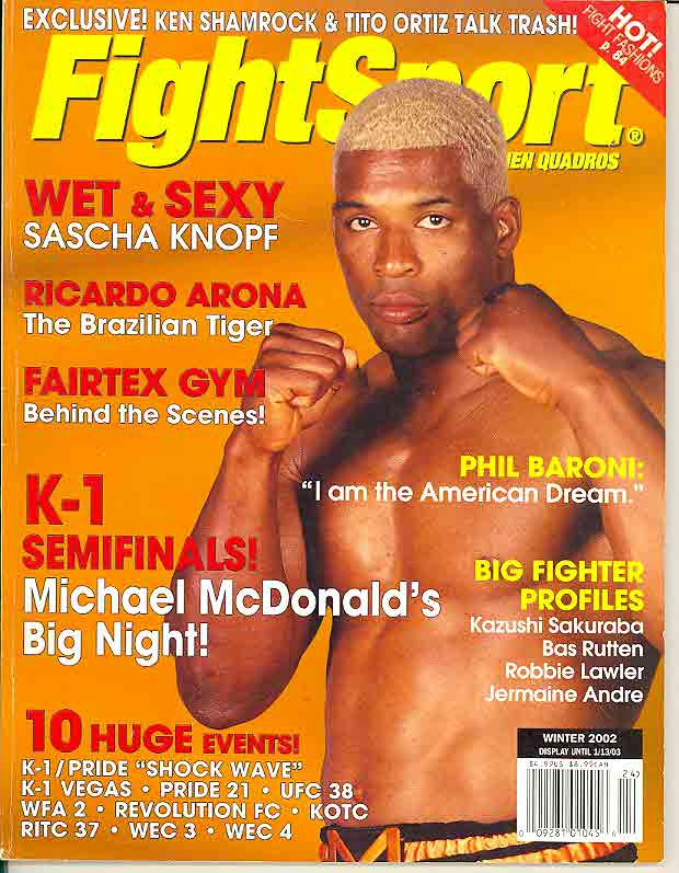 Winter 2002 FightSport
