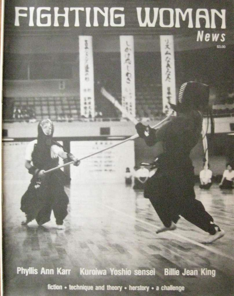 Winter 1985 Fighting Woman News