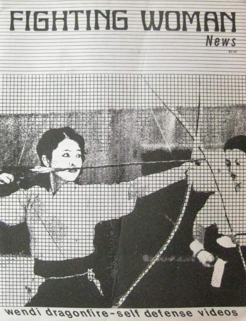 Fall 1987 Fighting Woman News