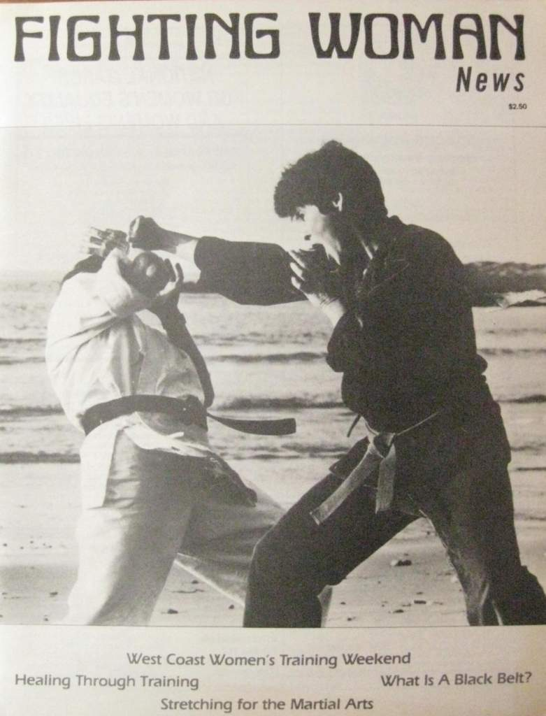 1989 Fighting Woman News