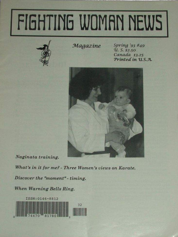 Spring 1993 Fighting Woman News