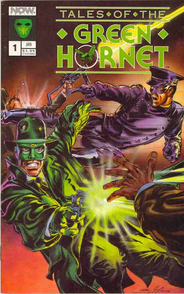 01/91 Tales of the Green Hornet