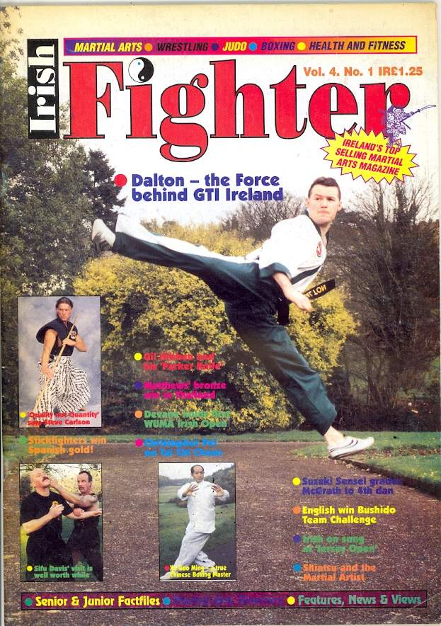 1997 Irish Fighter
