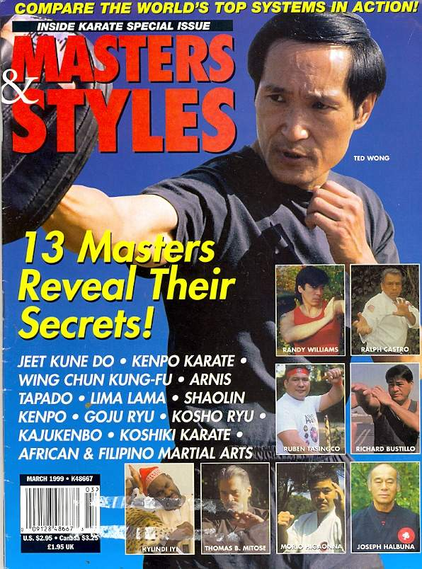 03/99 Masters & Styles