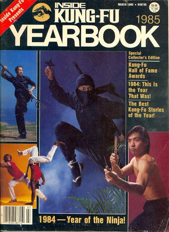 03/85 Inside Kung Fu Yearbook