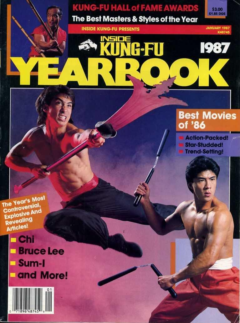 01/87 Inside Kung Fu Yearbook