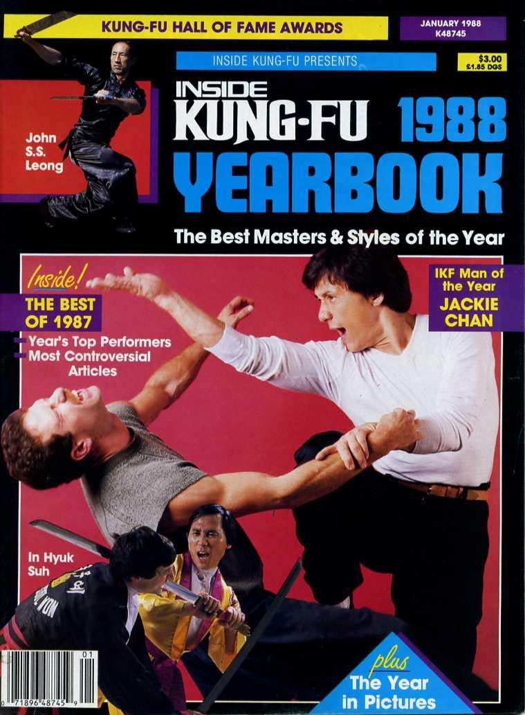 01/88 Inside Kung Fu Yearbook