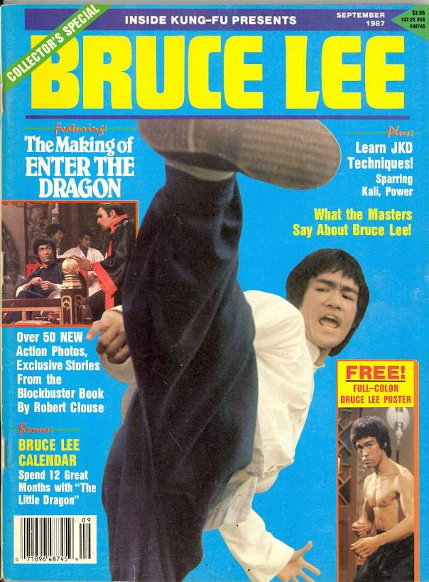 09/87 Bruce Lee Collector's Special