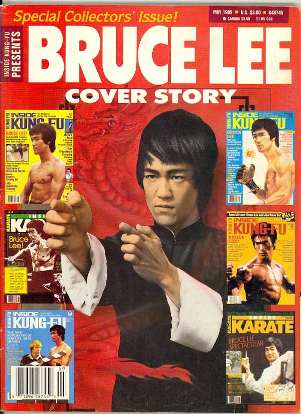 05/89 Bruce Lee Cover Story