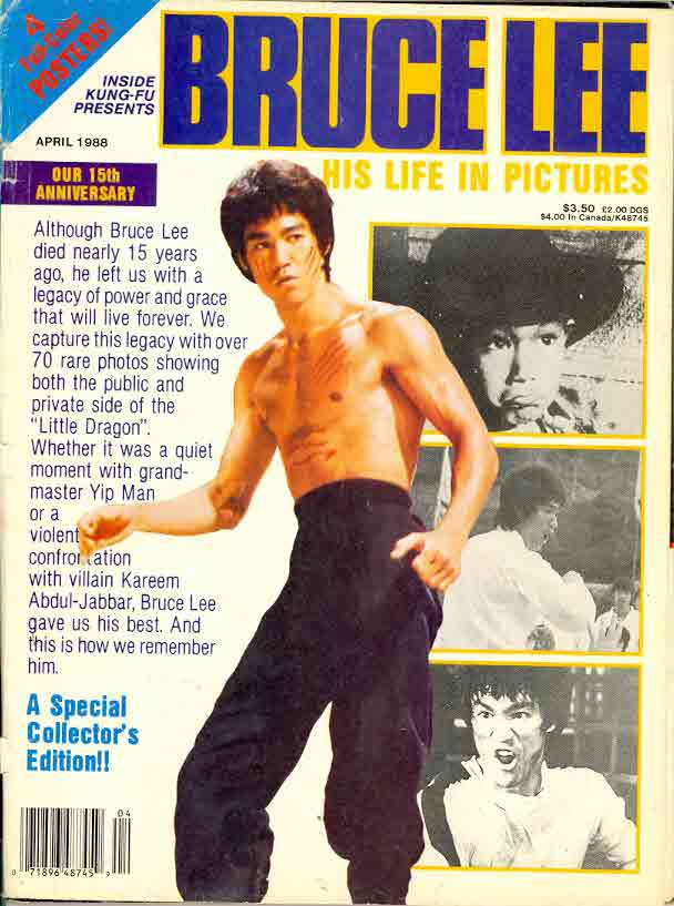 04/88 Bruce Lee His Life in Pictures
