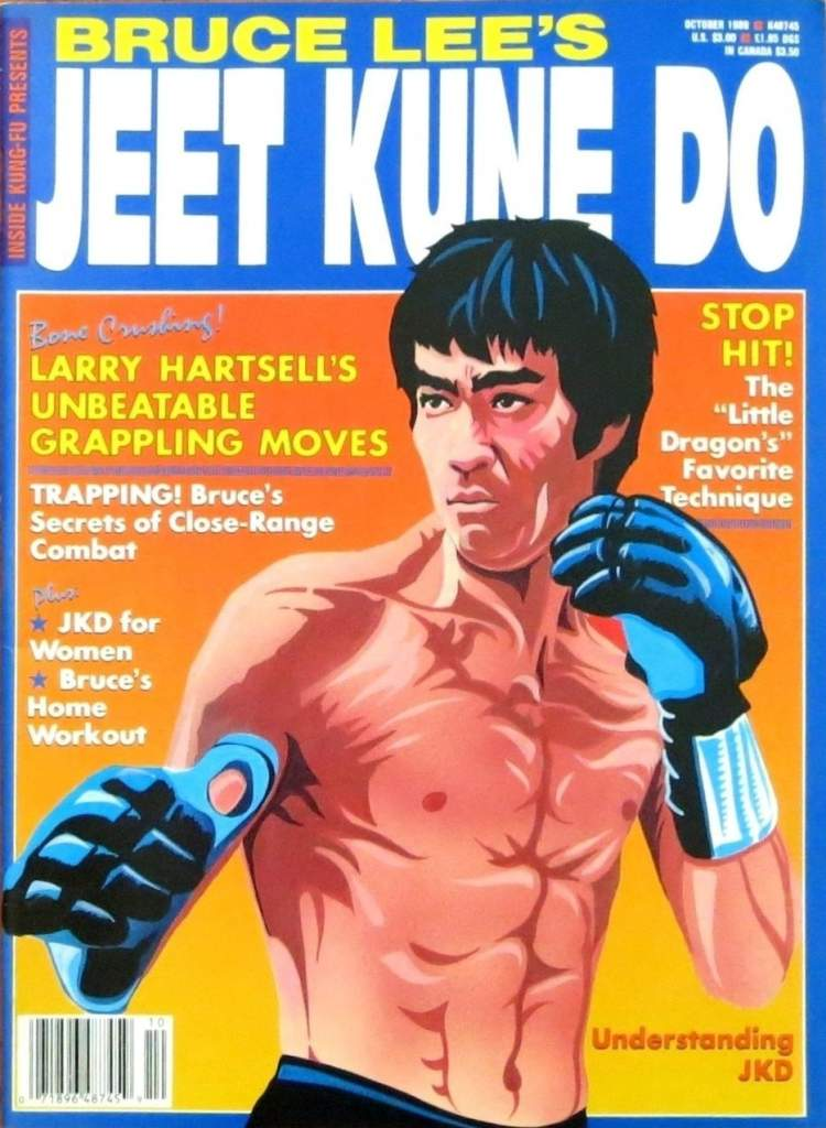 10/89 Bruce Lee Jeet Kune Do