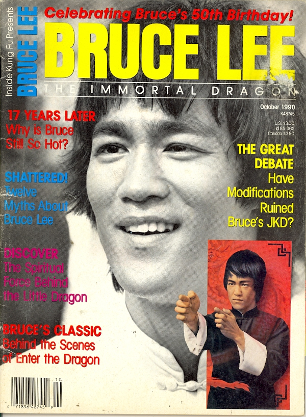 10/90 Bruce Lee The Immortal Dragon