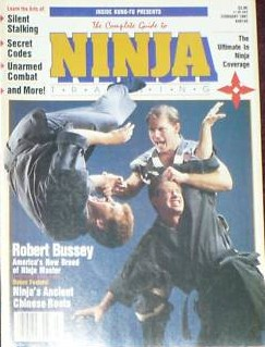 02/86 The Complete Guide to Ninja Training
