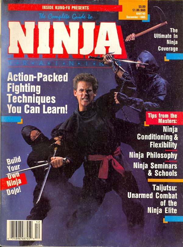 12/86 The Complete Guide to Ninja Training