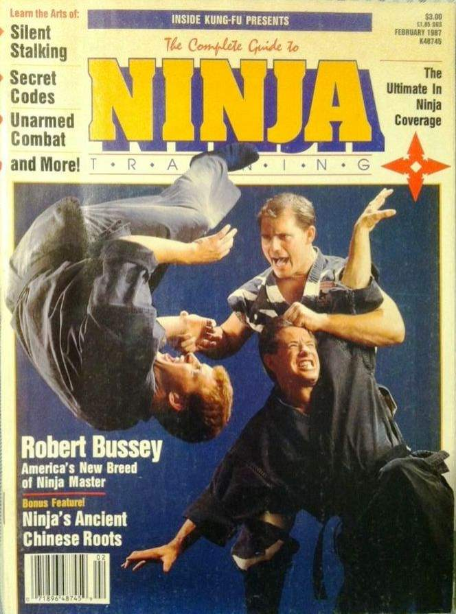 02/87 The Complete Guide to Ninja Training